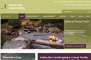 Indian Run Landscaping